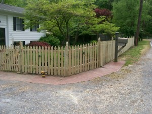 HSP - Fence Replacement #1