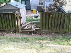 HSP - Fence Replacement #2
