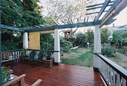 Deck - renovation