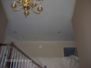 HSP - Drywall Ceiling Repair