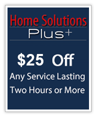 Home Solutions Plus - coupon