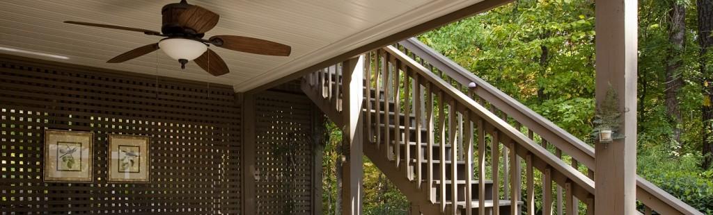 Deck - renovation